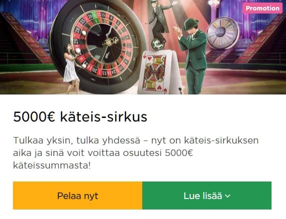 Mr_Green_sirkus_5000_euroa