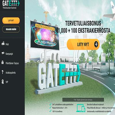 Gate777 ilmaiskierrokset