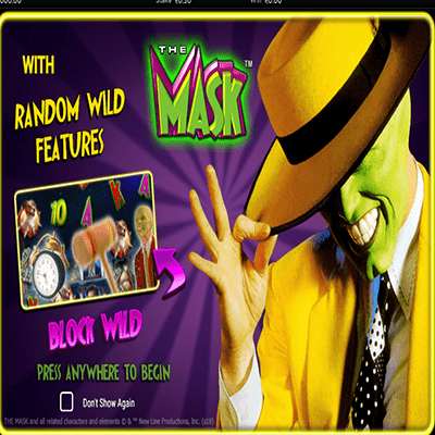 The_Mask_Flash_kolikkopeli