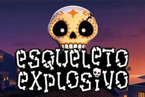 Esqueleto Explosivo sanasto