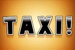 Taxi sanasto