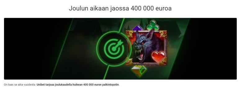 Unibet_Lähtölaskenta_Jouluun_400_000_euroa