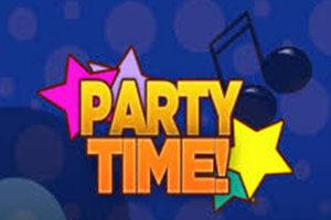 Party time sanasto