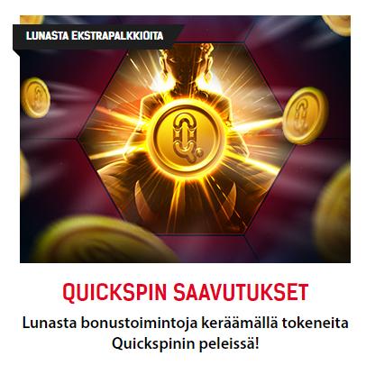 Redbet Quickspin -saavutukset