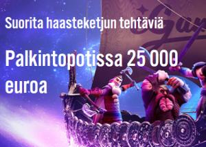 iGame 25 000 euron haaste