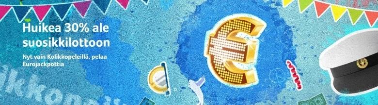 Kolikkopelit - lottoale