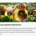 LeoVegas - Pääsiäisseikkailu