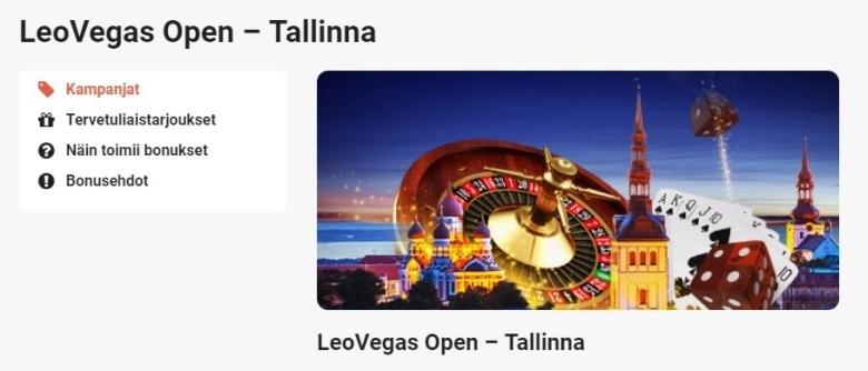 LeoVegas - Tallinna
