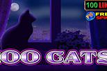 100 cats sanasto