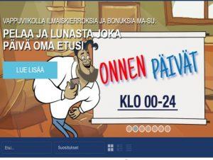 Finlandia Casinon vappu jatkuu