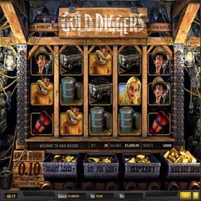 Gold Diggers -peli