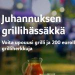 Kolikkopelit - Voita grillivarusteet