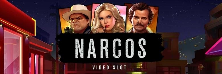 Paf ja Narcos -kolikkopeli