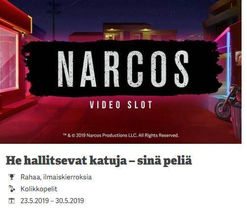 Paf ja Narcos