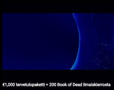 Voodoo Dreams - jopa 1000 euron bonus