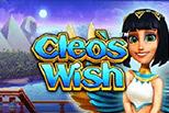 Cleos Wish sanasto
