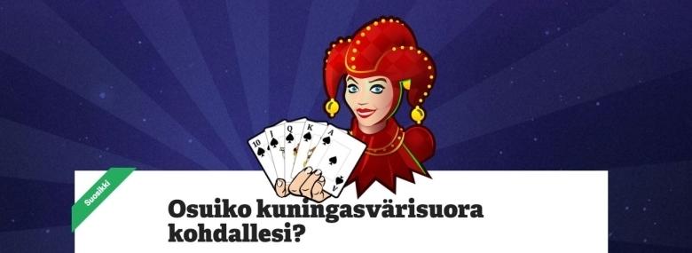 Paf ja ilmaiskierroksia peliin Double Joker Poker