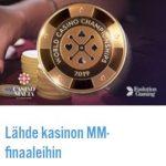 iGame ja Kasinon MM-kisat Maltalla