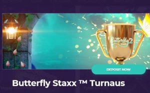 Betzest - Butterfly Staxx -turnaus