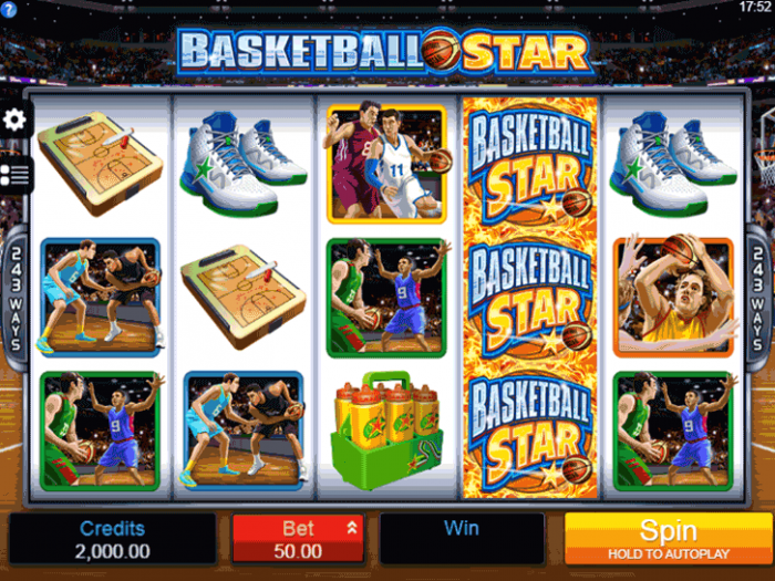 Basketball Stariframe