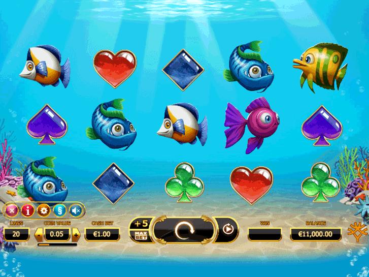 golden fish tank iframe