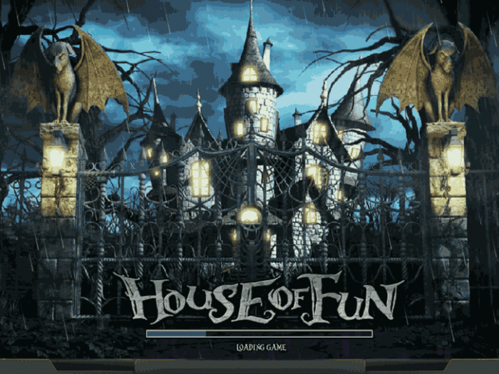 House of Fun iframe