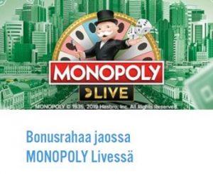iGame ja Monopoly Live