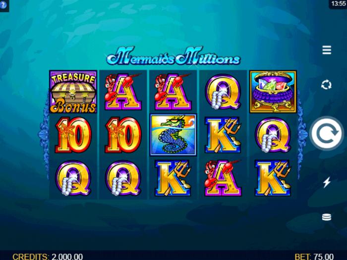 Mermaids Millions iframe