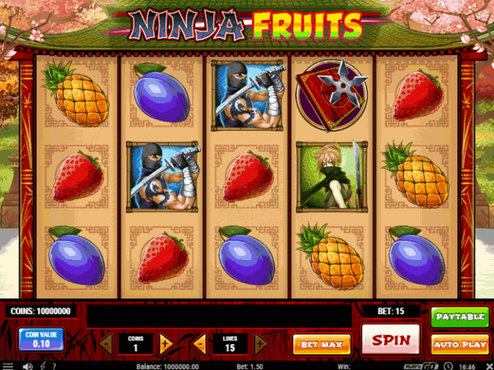 Ninja Fruits iframe