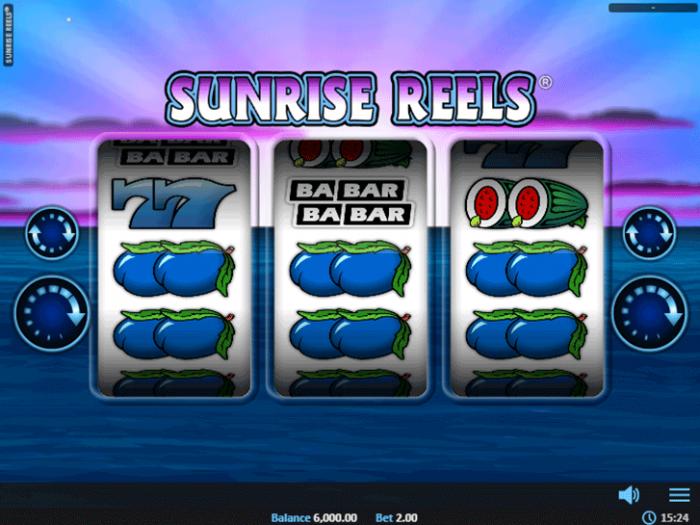 Sunrise Reels iframe