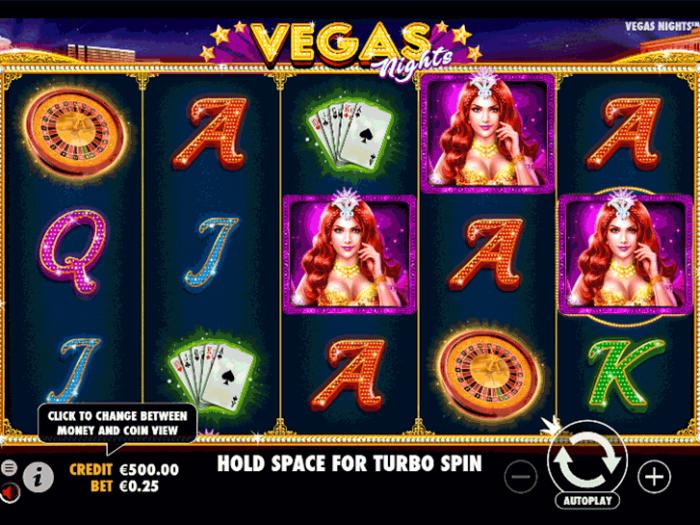 Vegas Nights iframe