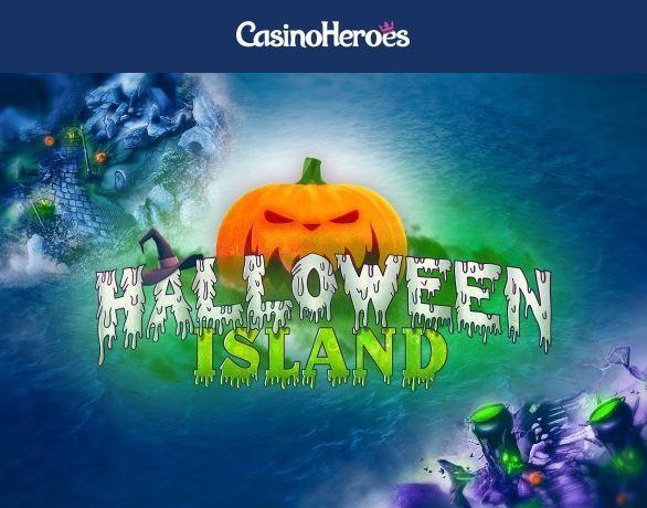 Casino Heroes - Halloween