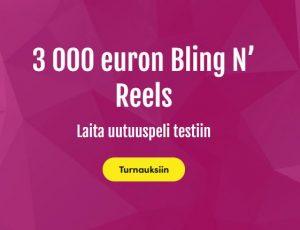 Casinohuone - Bling n'Reels