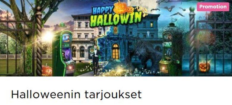 Mr Green - Halloween 2019