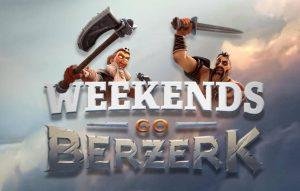 Paf - Weekends go Berzerk