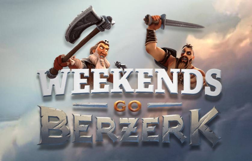 Paf - Weekends go Berzerk