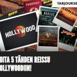Rizk - 5 tähden matka Hollywoodiin