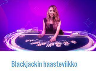 iGame ja Blackjack -haaste