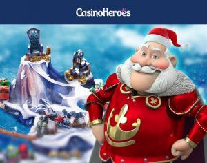 Casino Heroes ja Joulusaari