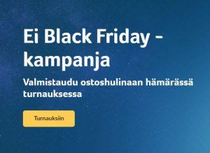 Kolikkopelit - Ei Black Friday