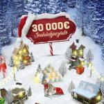 Gutsin 30 000 euron jouluryöstö