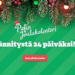 Paf - joulukalenteri
