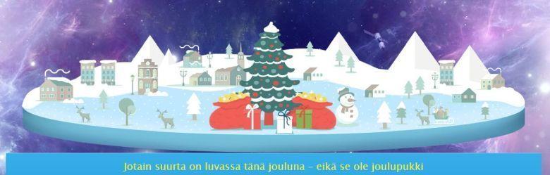Vera & John ja jouluyllätys