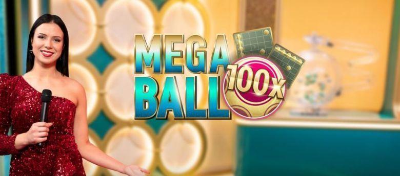 Rizk ja Mega Ball -spektaakkeli