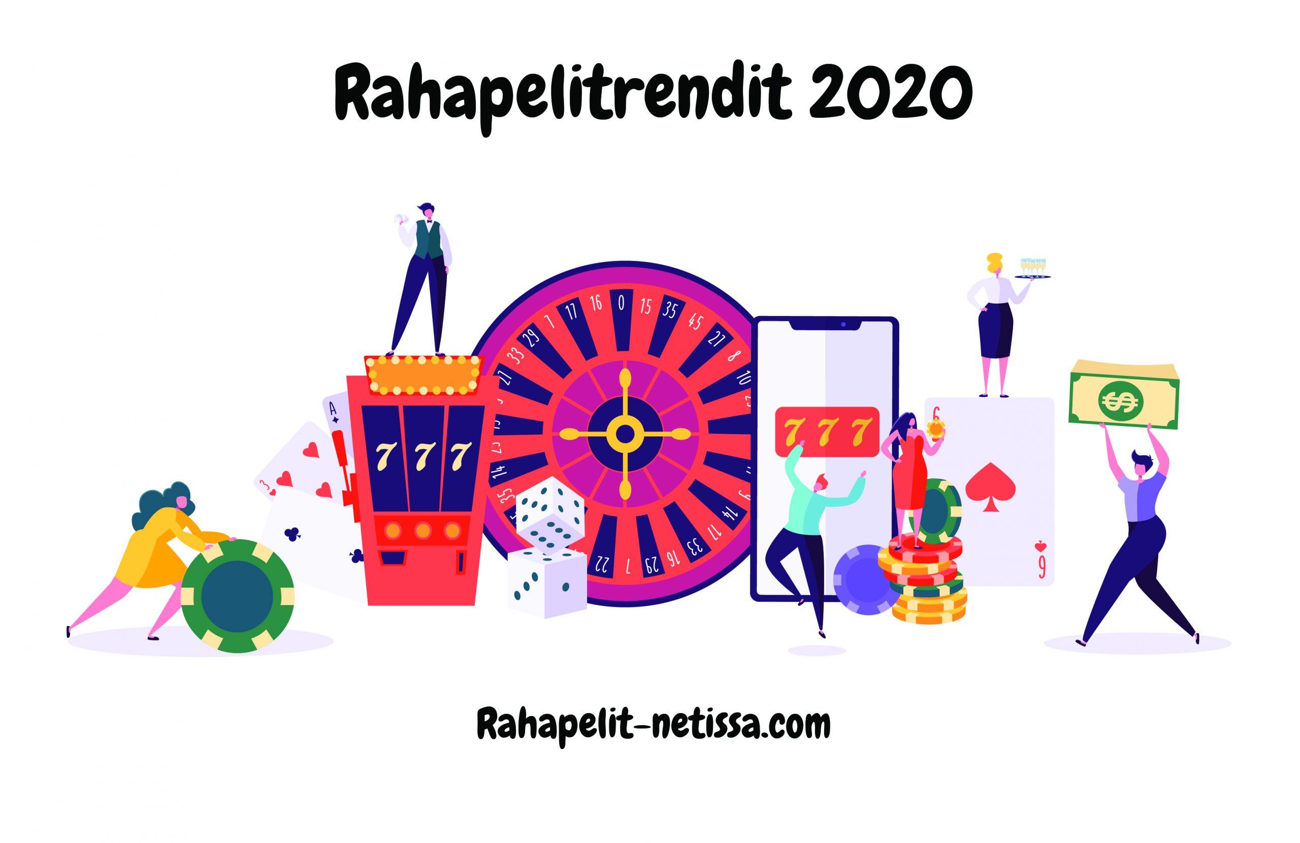 Rahapelitrendit 2020