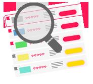 Askel 1: Vertaile nettikasinot ja ilmaiskierrokset