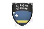 Curaçao Egaming logo