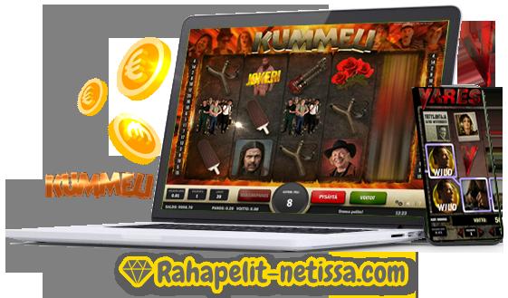 Suomalaisille suunnatut kasinopelit