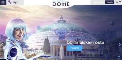 Casino-dome-nettikasino